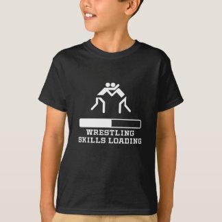 Wrestling Skills Loading T-Shirt