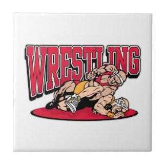 Wrestling Takedown Tile