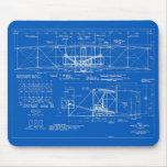 """Wright Bros. """"Flyer"""" Blueprint 1903"""