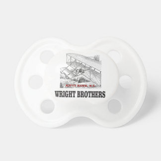wright brother history pacifier