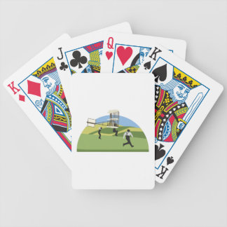 Wright Brothers Bicycle Playing Cards