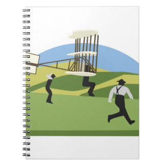 Wright Brothers Note Book