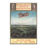 Wright Brothers Plane Stretched Canvas Prints