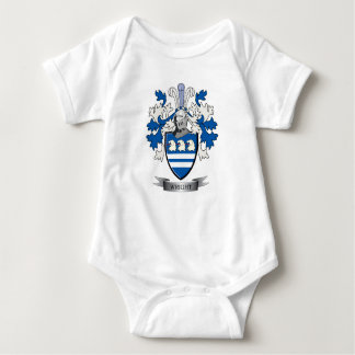 Wright Coat of Arms Baby Bodysuit