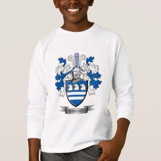 Wright Coat of Arms T-Shirt