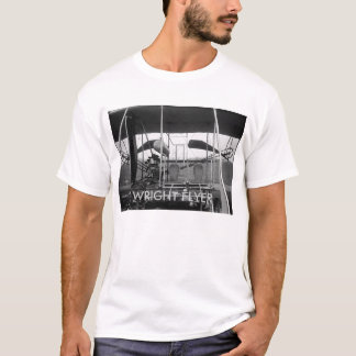 WRIGHT FLYER - GREAT COMMEMORATIVE SHIRT! T-Shirt