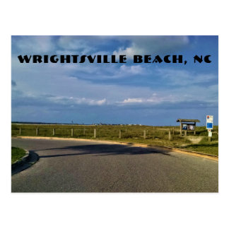 Wrightsville Beach North Carolina Postcard