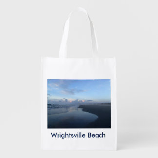 Wrightsville Beach Shell Island Tote Bag