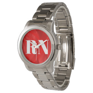 Wrist watch for nurse