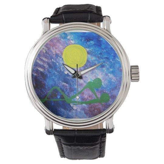 Wrist-watch lovers wrist watches