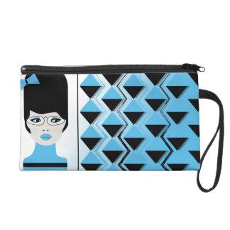 Wristlet - BIG HAIR MODERN GIRL