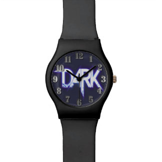 """Wristwatch for young """"DARK """""""