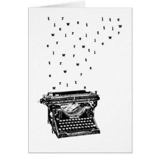 Write Card
