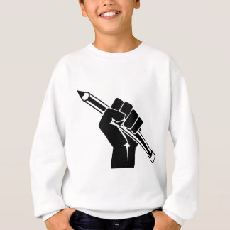 Write for cause sweatshirt