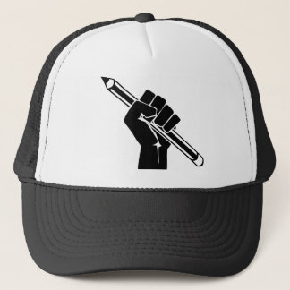 Write for cause trucker hat