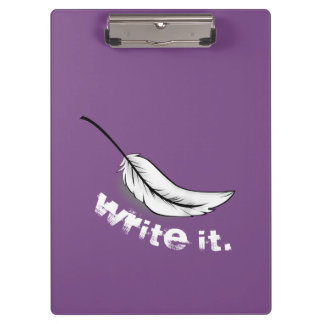 Write it board clipboard