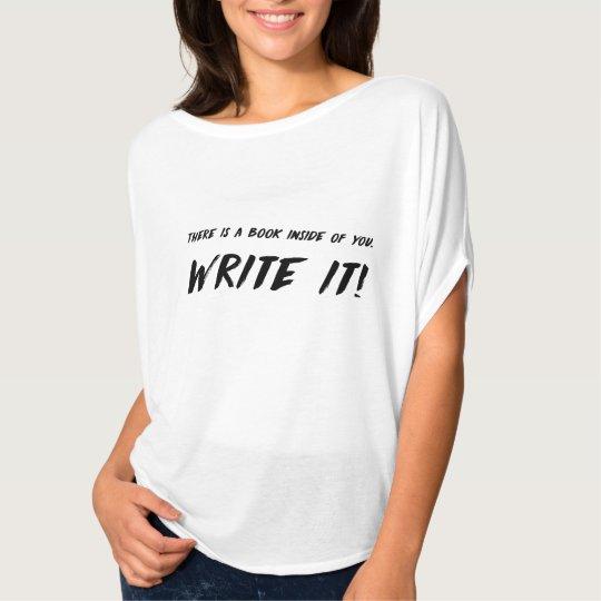 Write it! Shirt