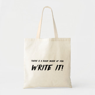 Write it! Totebag Tote Bag