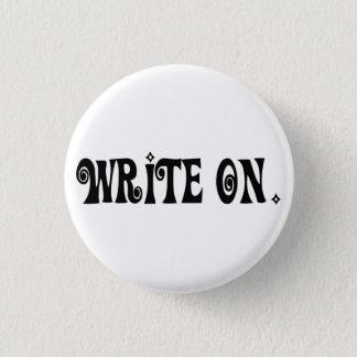 Write On (Ver 3) 1 Inch Round Button