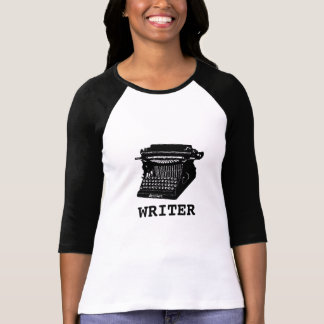 Writer Antique Typewriter T-Shirt