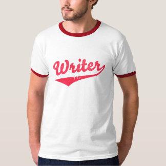 Writer Baseball Style vintage T-shirt