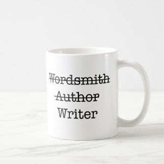 Writer Coffee Mug