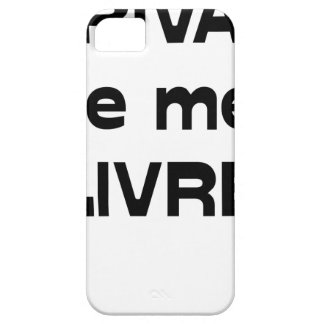 WRITER, I DELIVER MYSELF - Word games iPhone 5 Cover