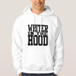 Writer in the Hood Hoody