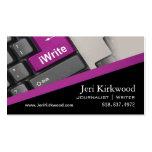Writer Journalist Author Reporter Novelist