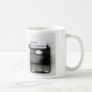 Writer on a Mission: Mug For Writers