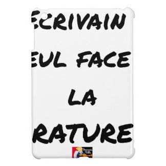 WRITER? ONLY VIS-A-VIS the ERASURE - Word games iPad Mini Cover