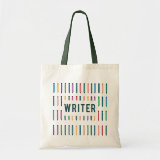 Writer-Pencil Tote