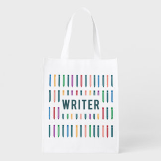 Writer Reusable Bag