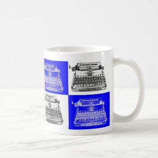 Writer Typewriter Mug
