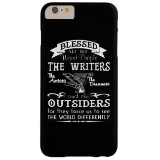 Writers, Artists, Dreamers Barely There iPhone 6 Plus Case