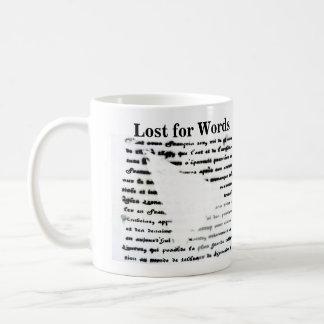 Writers Coffee Mug