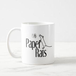 Writers do a lot of typing coffee mug