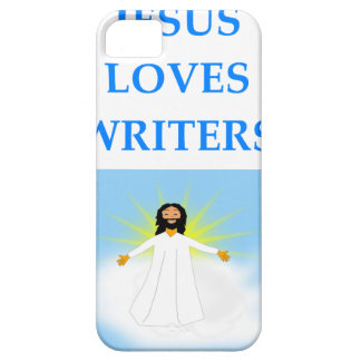 WRITERS iPhone 5 COVER