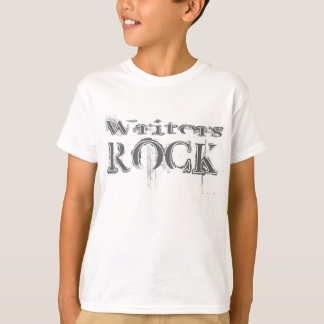 Writers Rock T-Shirt