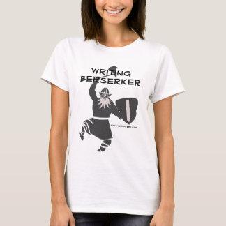 Writing Berserker Tee Shirt