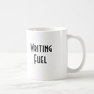 Writing Fuel Coffee Mug