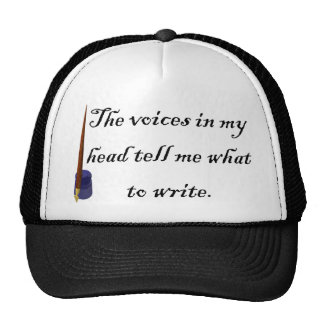 Writing Voices Trucker Hat