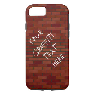 Writings on the brick wall iPhone 7 case