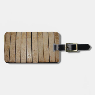 Written In Stone Luggage Tag