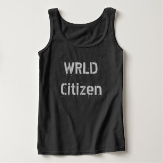 WRLD Citizen Tank Top