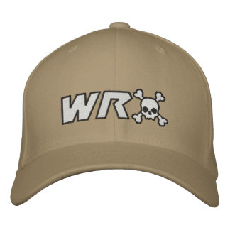 WRX with Skull hat Embroidered Hat