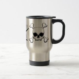 WRX with Skull Travel Mug