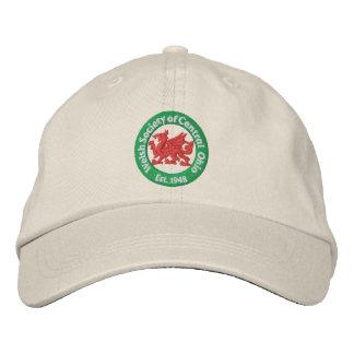 WSCO Logo Ball Cap - Stone