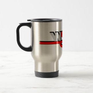 WSHE 15oz Travel Mug Stainless Steel