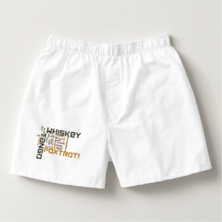 WTF! Cotton Boxers